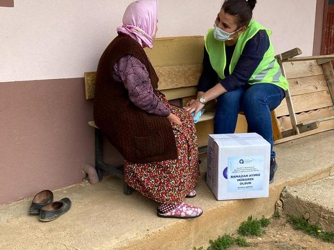 antalya büyükşehir belediyesi gıda yardımı