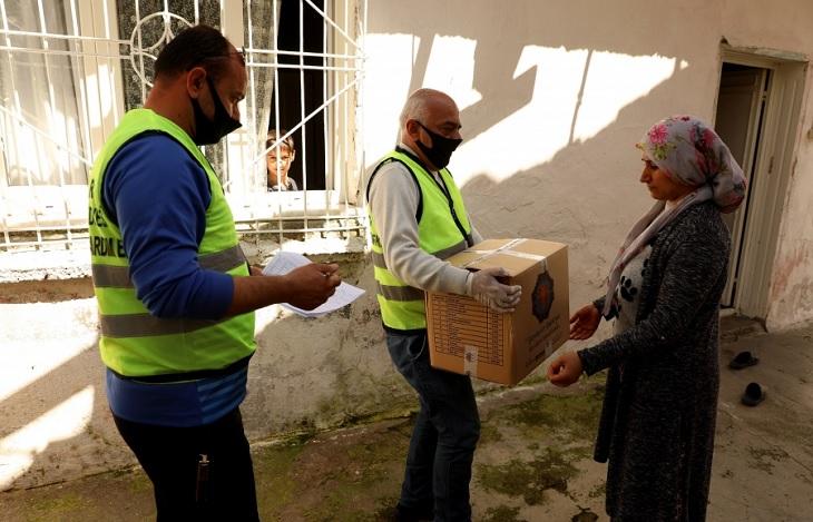 diyarbakır belediyesi gıda yardımı